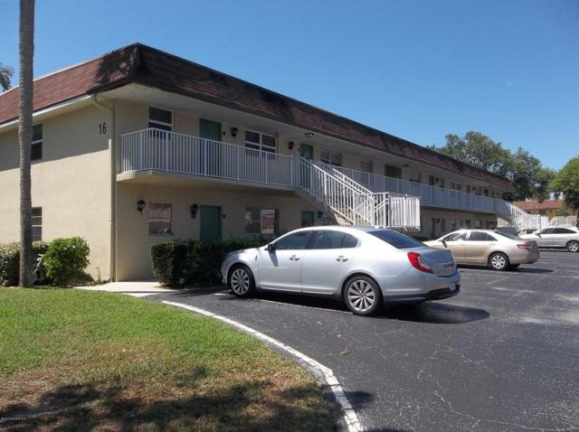 131 Tranquility Way 16-C, Cape Canaveral, FL 32920 (MLS #842832) :: Blue Marlin Real Estate