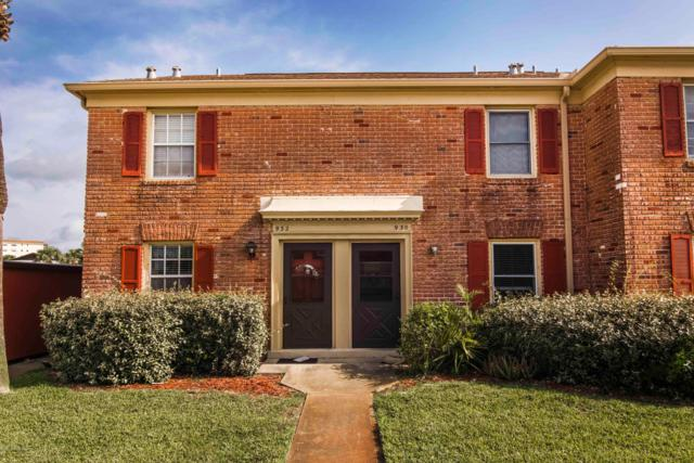 930 S Colonial Court #119, Indian Harbour Beach, FL 32937 (MLS #842978) :: Pamela Myers Realty