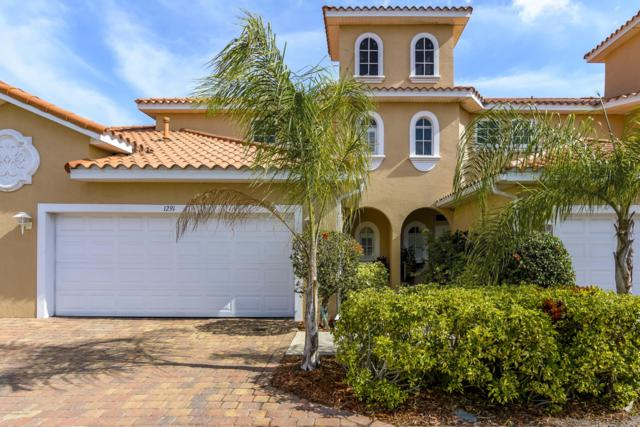 1291 Etruscan Way #115, Indian Harbour Beach, FL 32937 (MLS #843007) :: Pamela Myers Realty