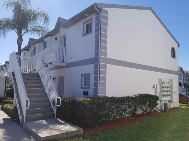 327 Ocean Park Lane #102, Cape Canaveral, FL 32920 (MLS #843031) :: Blue Marlin Real Estate