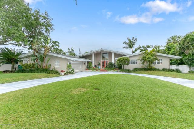 311 Cocoa Avenue, Indialantic, FL 32903 (MLS #843070) :: Blue Marlin Real Estate
