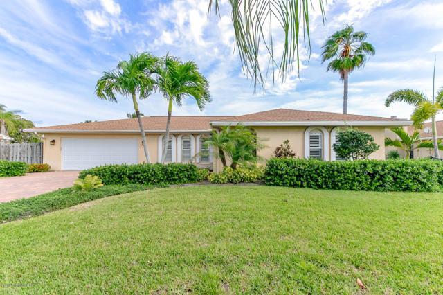 140 Sand Dollar Road, Indialantic, FL 32903 (MLS #843130) :: Blue Marlin Real Estate