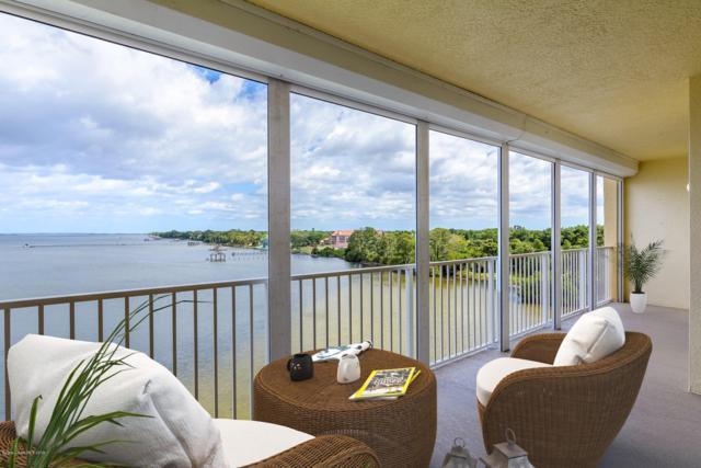490 Sail Lane #503, Merritt Island, FL 32953 (MLS #843185) :: Blue Marlin Real Estate