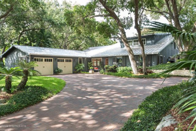 116 Tequesta Harbor Drive, Merritt Island, FL 32952 (MLS #843225) :: Blue Marlin Real Estate