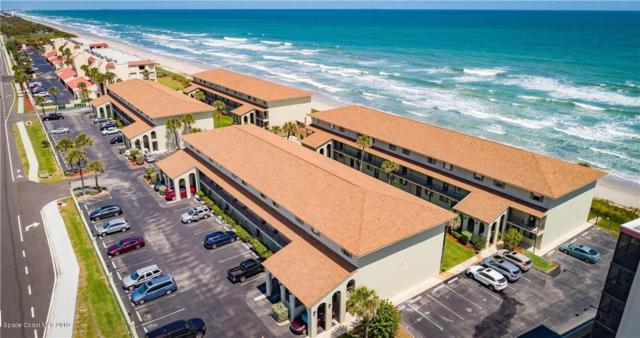 199 Highway A1a #206, Satellite Beach, FL 32937 (MLS #843257) :: Blue Marlin Real Estate