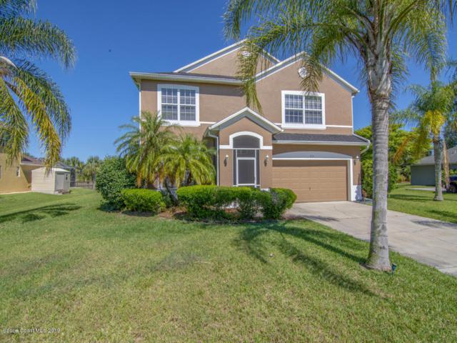 321 Allison Drive, Palm Bay, FL 32908 (MLS #843278) :: Blue Marlin Real Estate