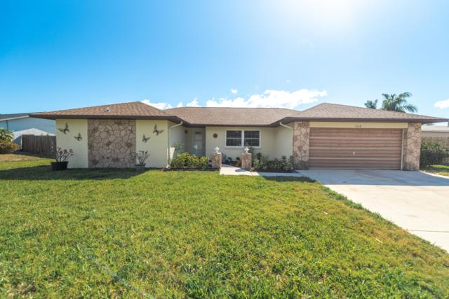 2140 Windsor Drive, Merritt Island, FL 32952 (MLS #843300) :: Blue Marlin Real Estate