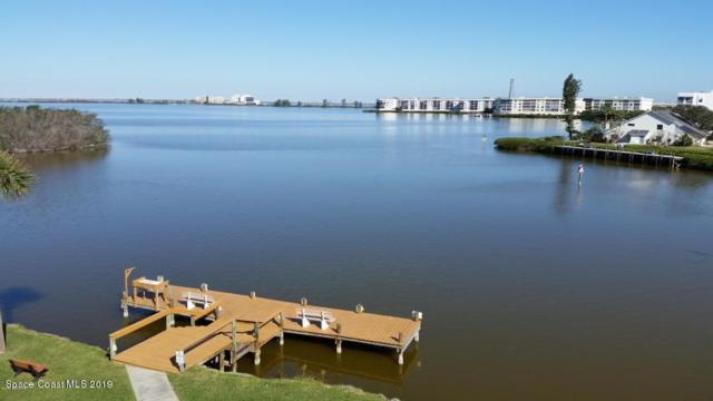 200 S Banana River Boulevard #1302, Cocoa Beach, FL 32931 (MLS #843347) :: Blue Marlin Real Estate