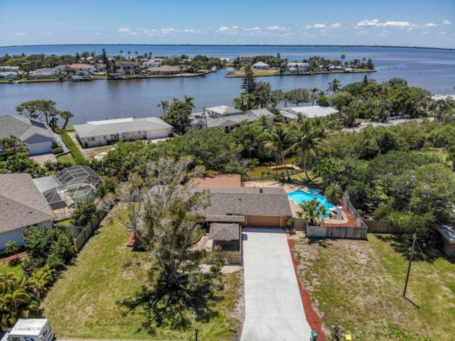 66 W Bay Drive, Cocoa Beach, FL 32931 (MLS #843355) :: Blue Marlin Real Estate