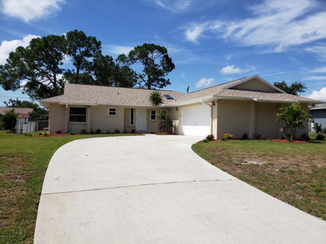 1820 Delki Street NW, Palm Bay, FL 32907 (MLS #843360) :: Blue Marlin Real Estate