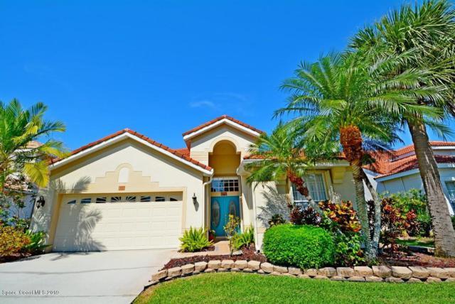 912 Wimbledon Drive, Melbourne, FL 32940 (MLS #843361) :: Blue Marlin Real Estate