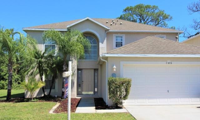 1616 La Maderia Drive SW, Palm Bay, FL 32908 (MLS #843368) :: Blue Marlin Real Estate
