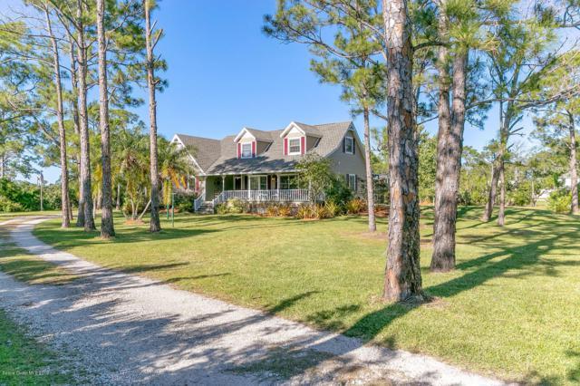 1810 Cypress Lake Drive, Grant Valkaria, FL 32949 (MLS #843371) :: Blue Marlin Real Estate