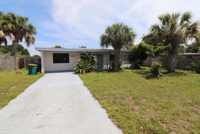 1791 Sandalwood Drive, Melbourne, FL 32935 (MLS #843374) :: Blue Marlin Real Estate
