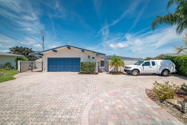66 Danube River Drive, Cocoa Beach, FL 32931 (MLS #843379) :: Blue Marlin Real Estate