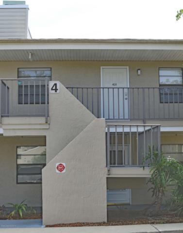 201 International Drive #421, Cape Canaveral, FL 32920 (MLS #843398) :: Blue Marlin Real Estate