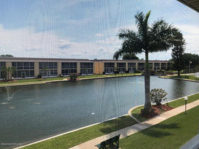 2135 N Courtenay Parkway F247, Merritt Island, FL 32953 (MLS #843405) :: Blue Marlin Real Estate