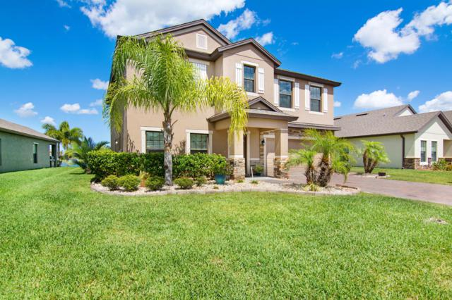 657 Dillard Drive SE, Palm Bay, FL 32909 (MLS #843414) :: Blue Marlin Real Estate