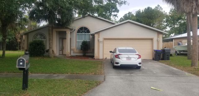 885 Sandhurst Court, Titusville, FL 32780 (MLS #843454) :: Premium Properties Real Estate Services