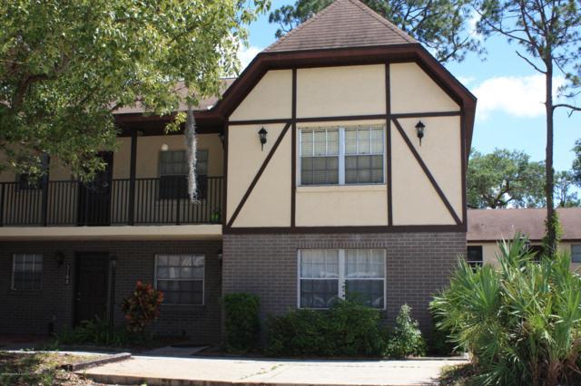 3110 Sir Hamilton Circle #6, Titusville, FL 32780 (MLS #843644) :: Pamela Myers Realty