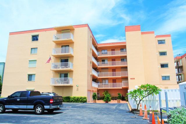 1525 S Atlantic Avenue #205, Cocoa Beach, FL 32931 (MLS #843968) :: Pamela Myers Realty