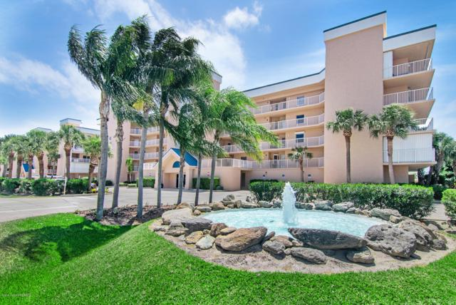 601 Shorewood Drive #404, Cape Canaveral, FL 32920 (MLS #844115) :: Pamela Myers Realty