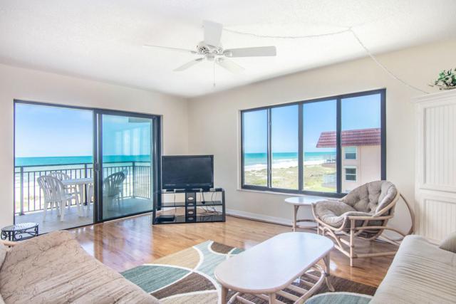 650 N Atlantic Avenue #402, Cocoa Beach, FL 32931 (MLS #844136) :: Premium Properties Real Estate Services