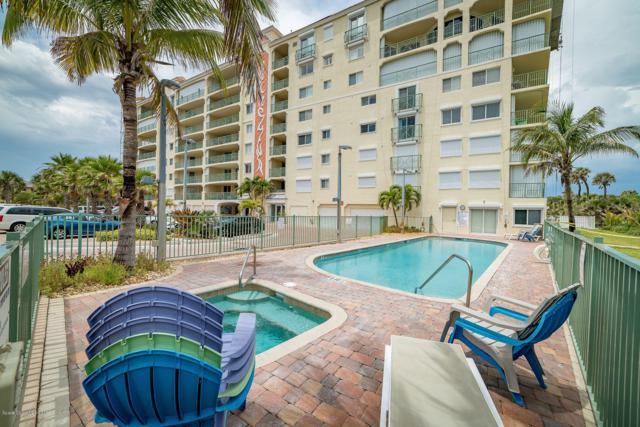 420 Harding Avenue #405, Cocoa Beach, FL 32931 (MLS #844227) :: Pamela Myers Realty