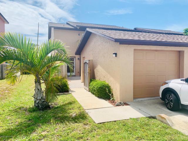 566 Atlantic Avenue S Unit A, Cocoa Beach, FL 32931 (MLS #844381) :: Blue Marlin Real Estate