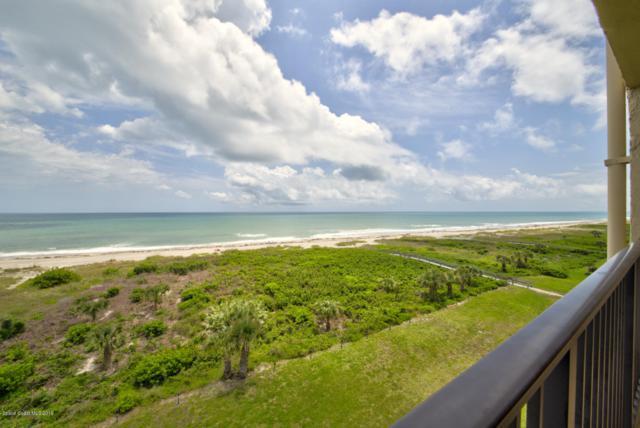 3170 N Atlantic Avenue #606, Cocoa Beach, FL 32931 (MLS #844552) :: Blue Marlin Real Estate
