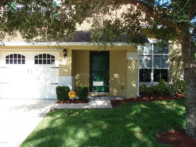 617 Cedar Side Circle NE, Palm Bay, FL 32905 (MLS #844658) :: Pamela Myers Realty
