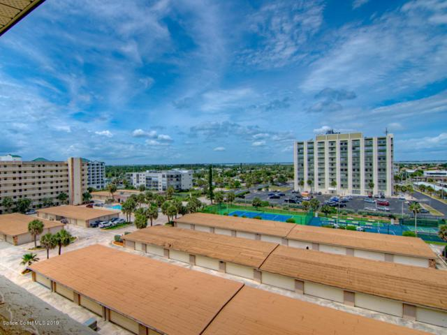1890 N Atlantic Avenue #802, Cocoa Beach, FL 32931 (MLS #844703) :: Pamela Myers Realty