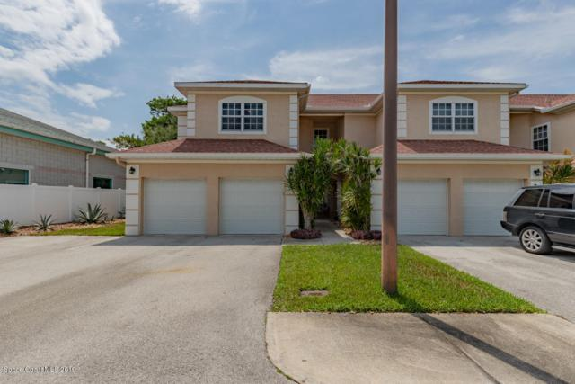 204 Holman Road #1, Cape Canaveral, FL 32920 (MLS #844814) :: Pamela Myers Realty