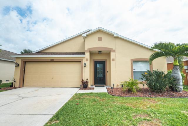 8626 Mizell Drive, Melbourne, FL 32940 (MLS #844834) :: Blue Marlin Real Estate