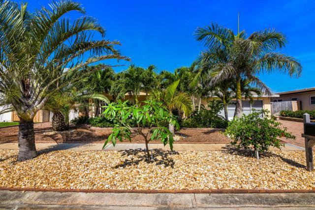 542 Coconut Street, Satellite Beach, FL 32937 (MLS #844906) :: Blue Marlin Real Estate