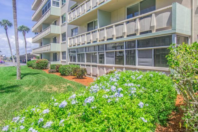2020 N Atlantic Avenue 108N, Cocoa Beach, FL 32931 (MLS #844988) :: Pamela Myers Realty