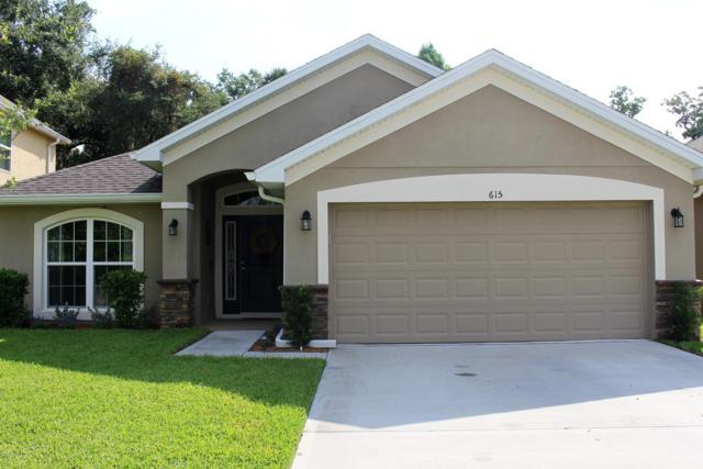 615 Breakaway Trl, Titusville, FL 32780 (MLS #844998) :: Pamela Myers Realty
