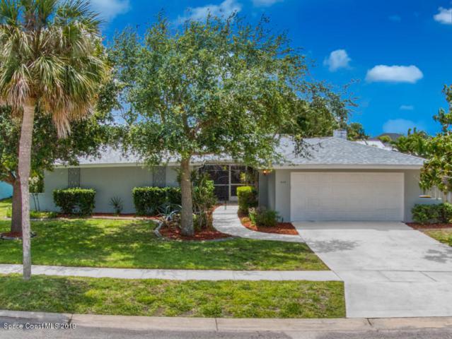 424 Saint Georges Court, Satellite Beach, FL 32937 (MLS #845309) :: Blue Marlin Real Estate