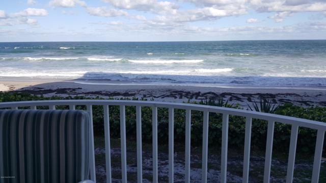 2225 Highway A1a #202, Indian Harbour Beach, FL 32937 (MLS #845435) :: Armel Real Estate
