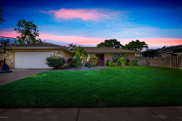 408 Coach Road, Satellite Beach, FL 32937 (MLS #845448) :: Blue Marlin Real Estate