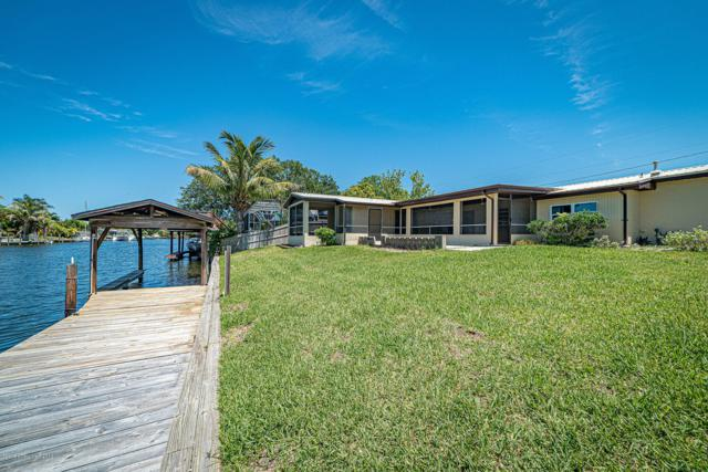437 N Neptune Drive, Satellite Beach, FL 32937 (MLS #845588) :: Premium Properties Real Estate Services