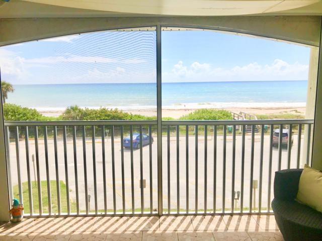 301 S Miramar Avenue #303, Indialantic, FL 32903 (MLS #845662) :: Premium Properties Real Estate Services