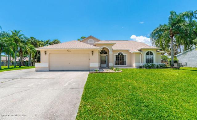 1478 Norbert Road NE, Palm Bay, FL 32907 (MLS #845770) :: Pamela Myers Realty
