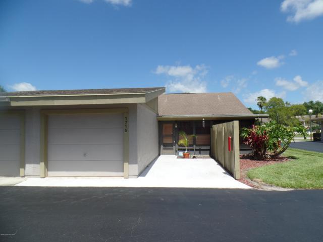 1715 Club Gardens Drive NE, Palm Bay, FL 32905 (MLS #845784) :: Pamela Myers Realty