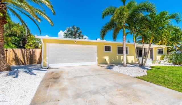 302 Wimico Drive, Indian Harbour Beach, FL 32937 (MLS #845833) :: Pamela Myers Realty