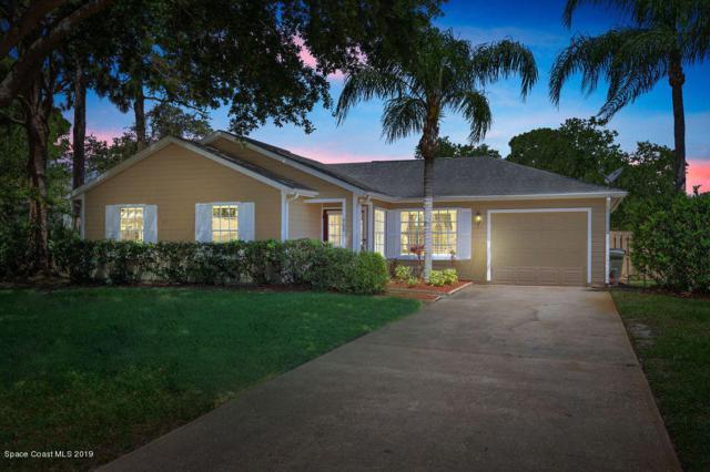 908 Doria Way, Melbourne, FL 32940 (MLS #845852) :: Pamela Myers Realty