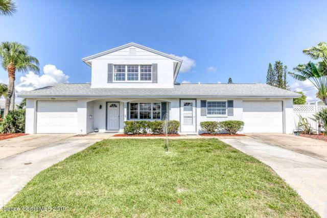 302 Palm Springs Boulevard, Indian Harbour Beach, FL 32937 (MLS #845853) :: Pamela Myers Realty