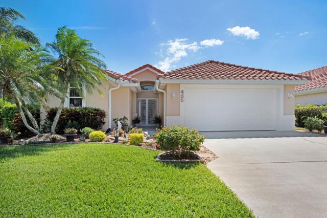 485 Carmel Drive, Melbourne, FL 32940 (MLS #845890) :: Pamela Myers Realty