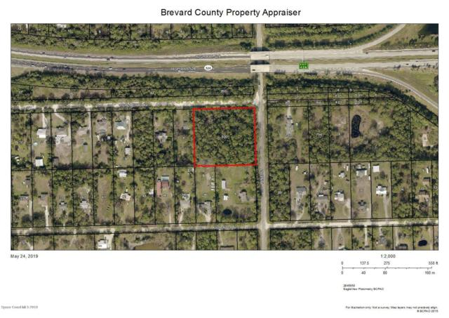 0 Palmetto Avenue, Cocoa, FL 32926 (MLS #845900) :: Armel Real Estate