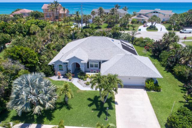 100 Seaglass Drive, Melbourne Beach, FL 32951 (MLS #845919) :: Premium Properties Real Estate Services
